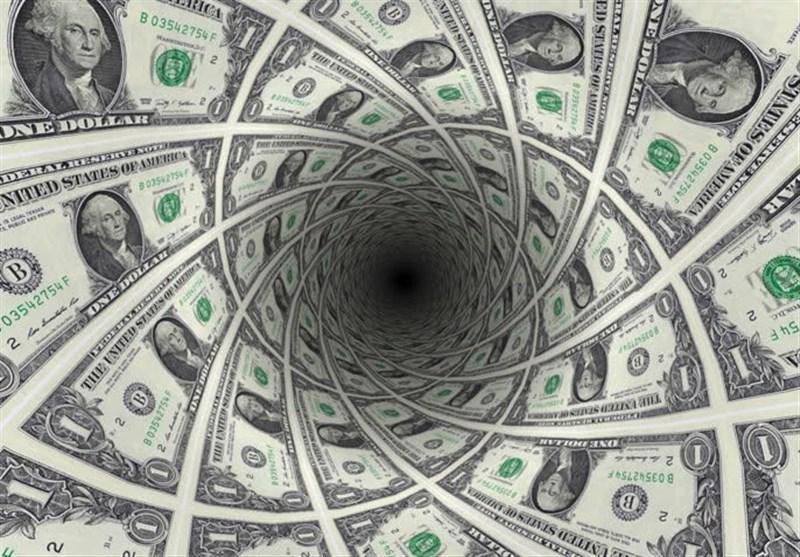 تضعیف دلار بهترین راه توقف ماشین جنگی آمریکاست
