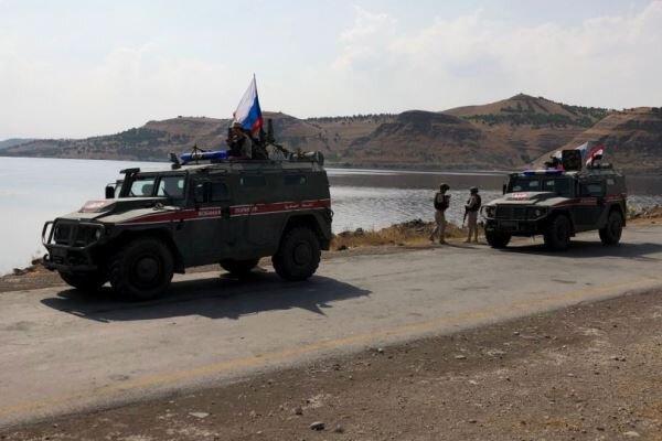 روسیه گشت زنی هوایی در شمال سوریه را شروع کرد