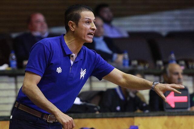 سرمربی تیم بسکتبال پتروشیمی: باید اشتباهات مان را رفع کنیم