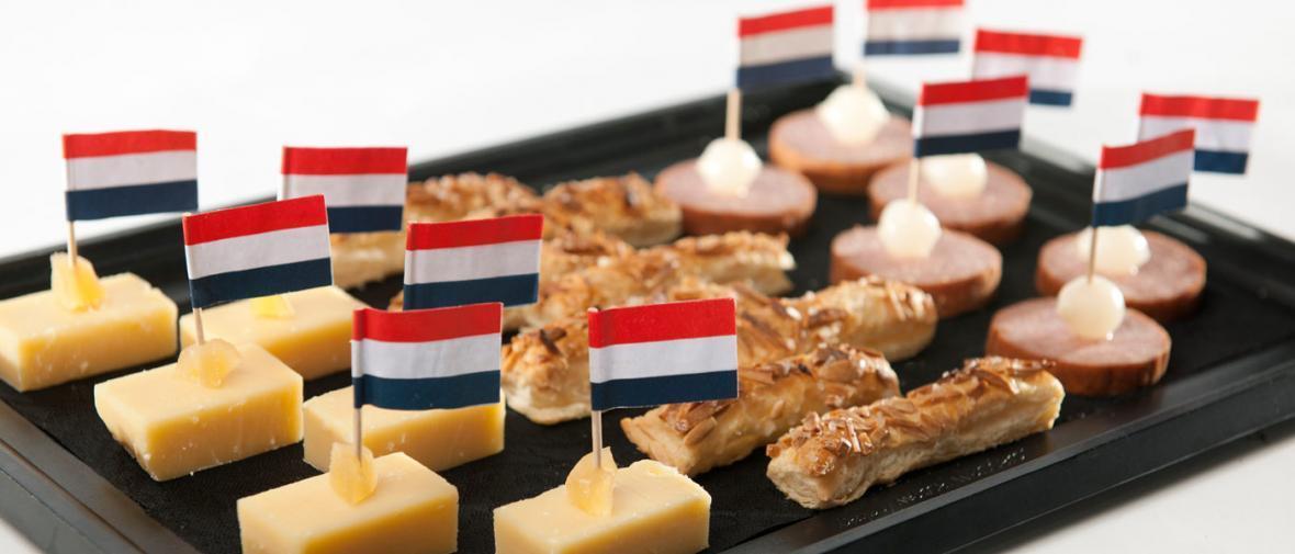 فرهنگ و رژیم غذایی مردم هلند