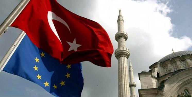 اقدام تنبیهی اتحادیه اروپا علیه ترکیه؛ یاری اقتصادی بروکسل به آنکارا به شدت کاهش یافت