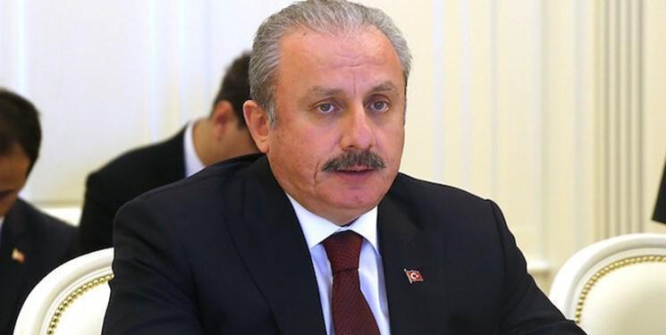 رئیس مجلس ترکیه: گزینه های خرید نظامی ما به آمریکا محدود نیست