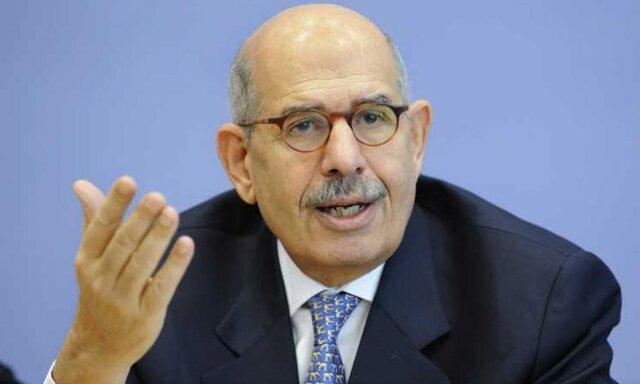 انتقاد البرادعی از منع دیدار با مرسی و رهبران اخوان المسلمین