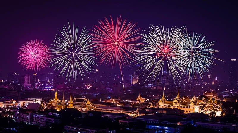 سال نو در تایلند
