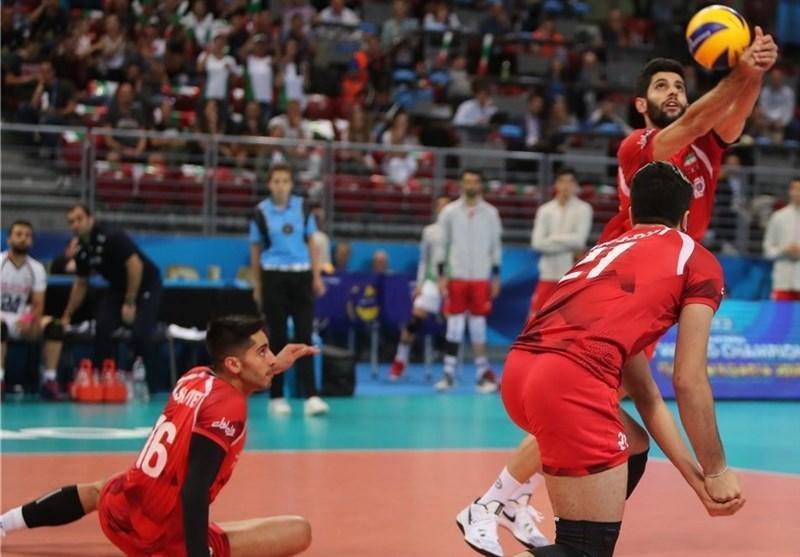 از بلغارستان، سقوط تیم والیبال ایران به رتبه سوم گروه G