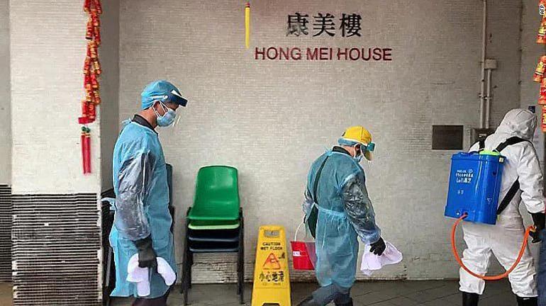 آنالیز امکان انتقال ویروس کرونا از لوله کشی ساختمان