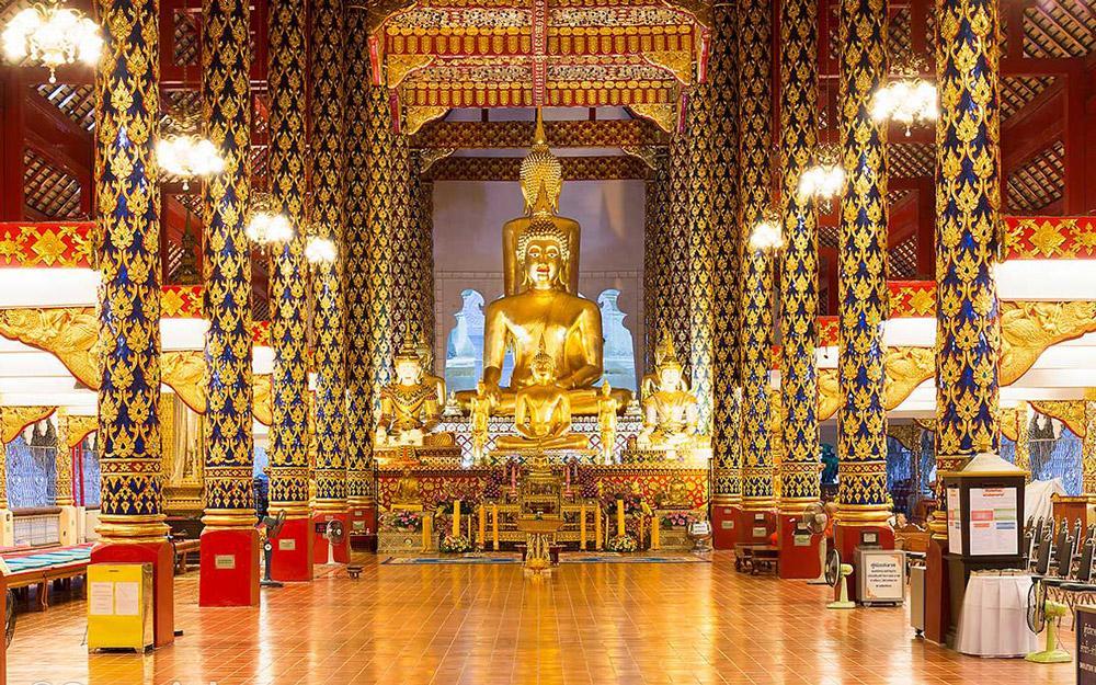 بازدید از بهترین معابد بودایی در تور چیانگ مای تایلند