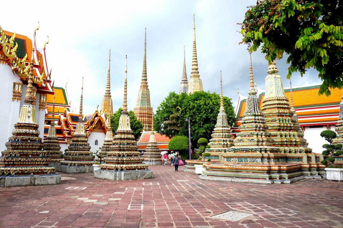 معبد پهارا سینگ چیانگ مای