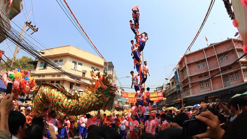 فستیوال های بانکوک