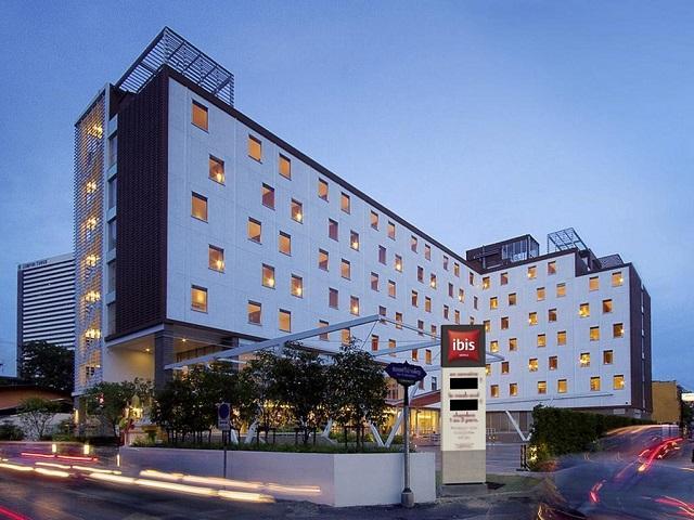 هتل ایبیس بانکوک
