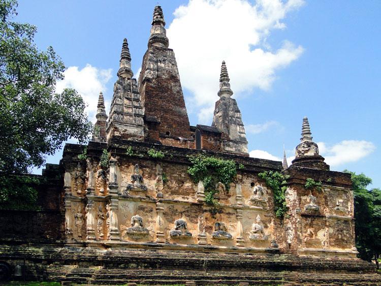 معبد وات جت یوت (Wat Jet Yot) چیانگ مای