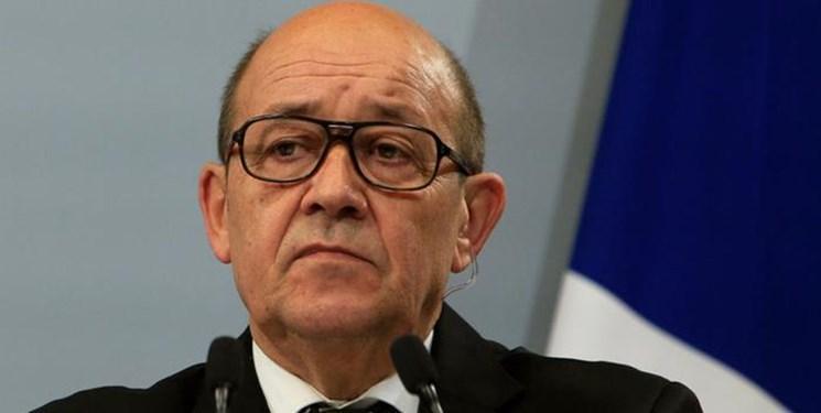 فرانسه: اولویت کاهش تنش در منطقه است، نه دیدار ترامپ و روحانی