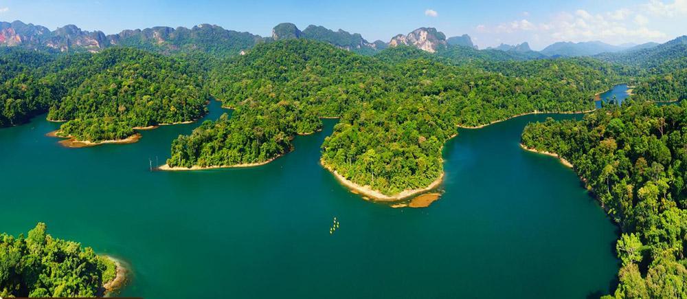 بهترین پارک های ملی تایلند