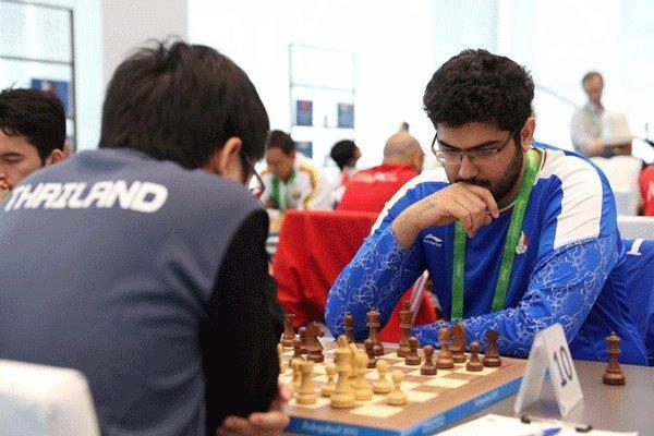 عبور نماینده ایران از ریتینگ 2600، ایدنی عنوان سوم را کسب کرد
