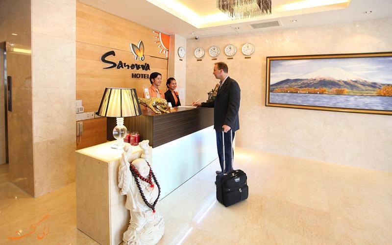 معرفی هتل 3 ستاره سانووا در هو شی مین ویتنام