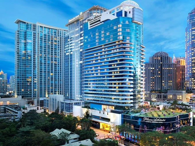 هتل پلازا آتنی 4 ستاره بانکوک
