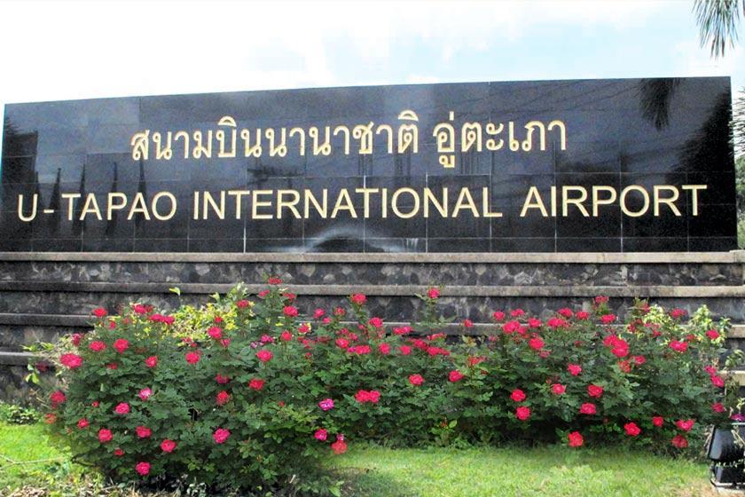 آشنایی با فرودگاه پاتایا (U-Taphao)