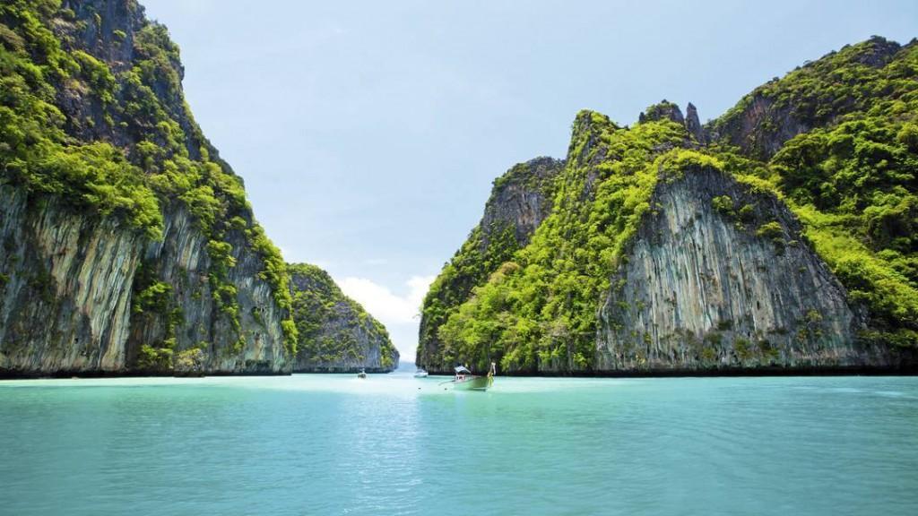 اولین سفر به کشور تایلند