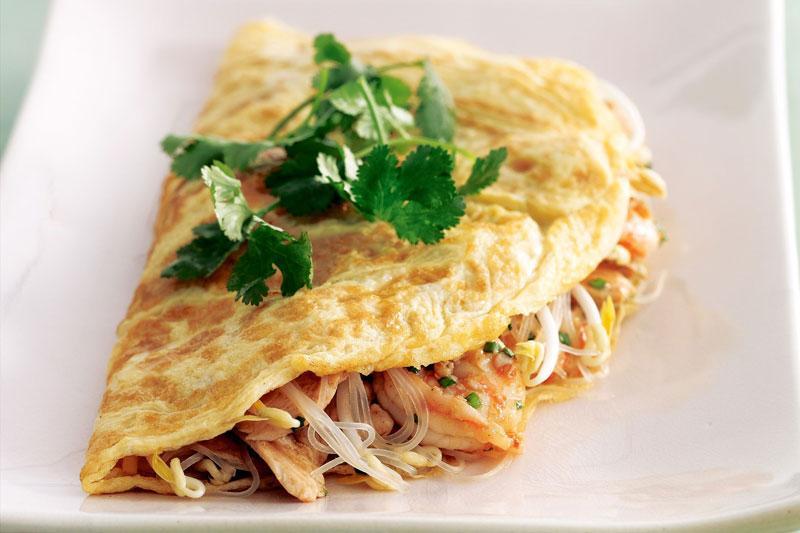 غذاهای خوشمزه و ناشناخته تایلند
