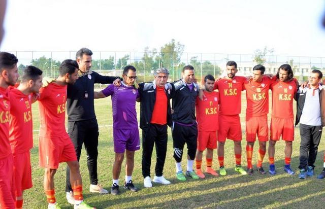 تمرینات تیم فوتبال فولاد خوزستان تعطیل شد