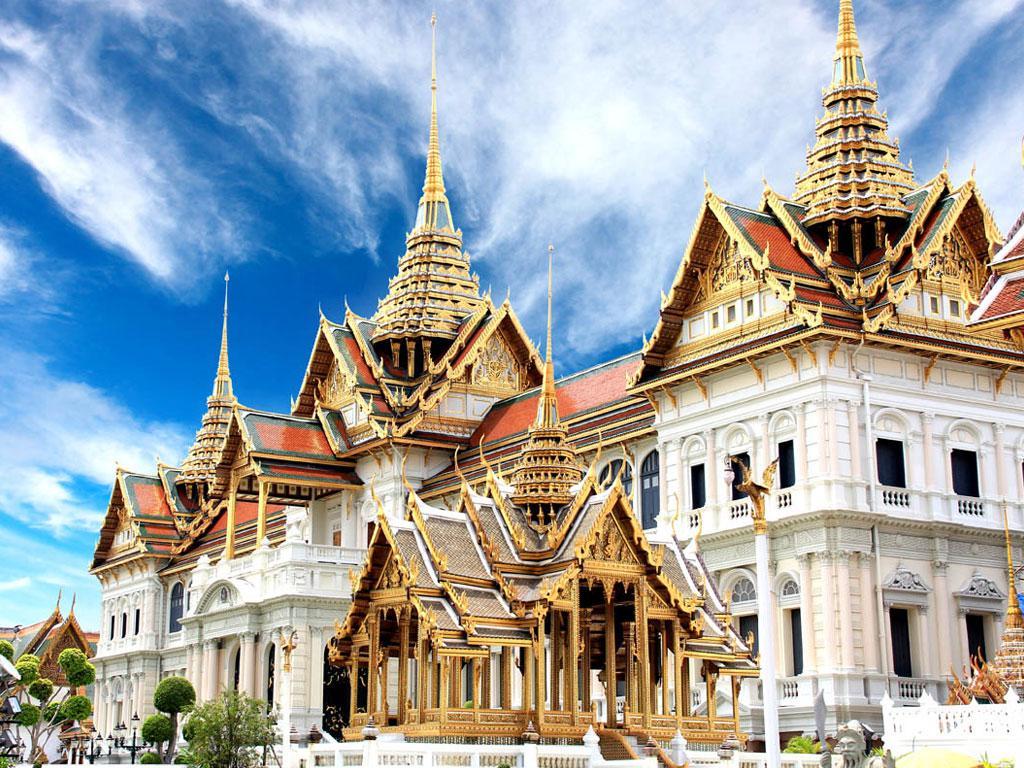 آشنایی با کاخ بزرگ (Grand Palace) بانکوک تایلند