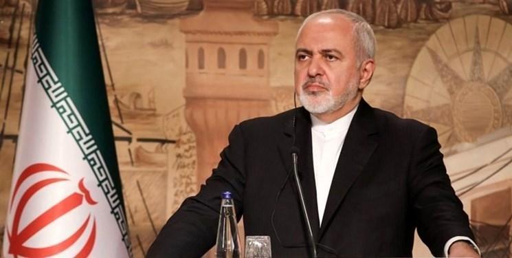 ظریف پس از دیدار با ماکرون: برجام را غیر قابل مذاکره مجدد می دانیم