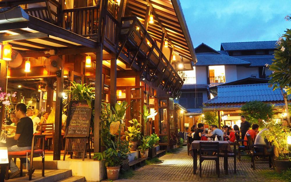 رستوران دش (Dash) چیانگ مای