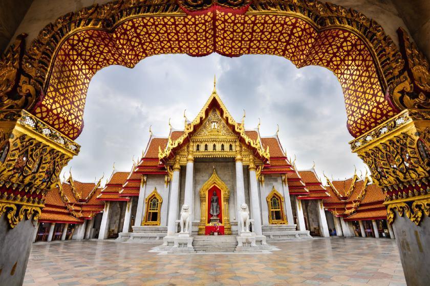 جاذبه های متفاوت تایلند