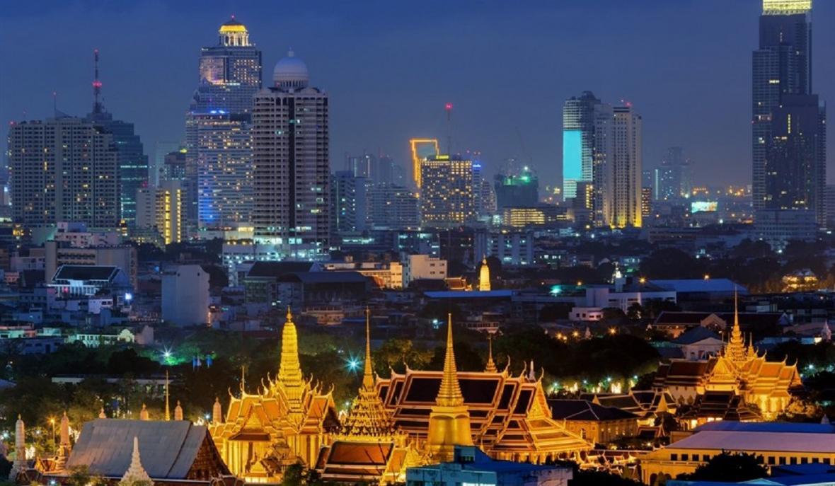 زیبایی های شهر بانکوک