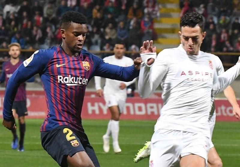 فوتبال دنیا، برتری دیرهنگام بارسلونا در خانه لئونسا