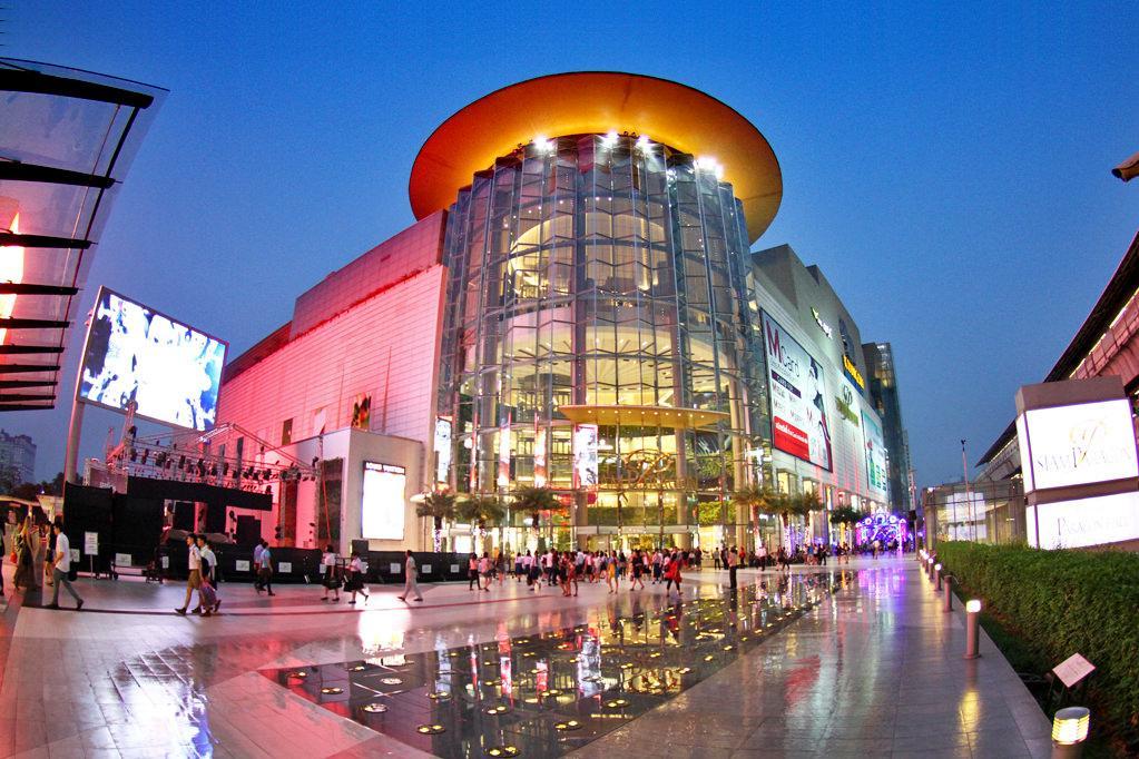 مرکز خرید سیام پاراگون بانکوک (Siam Paragon)