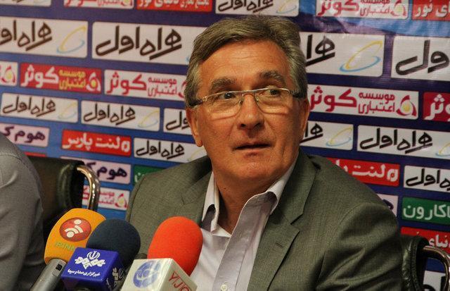 برانکو: معین نیست چه کسی سرمربی تیم ملی است، استقلال یک تیم سوم عالی بود