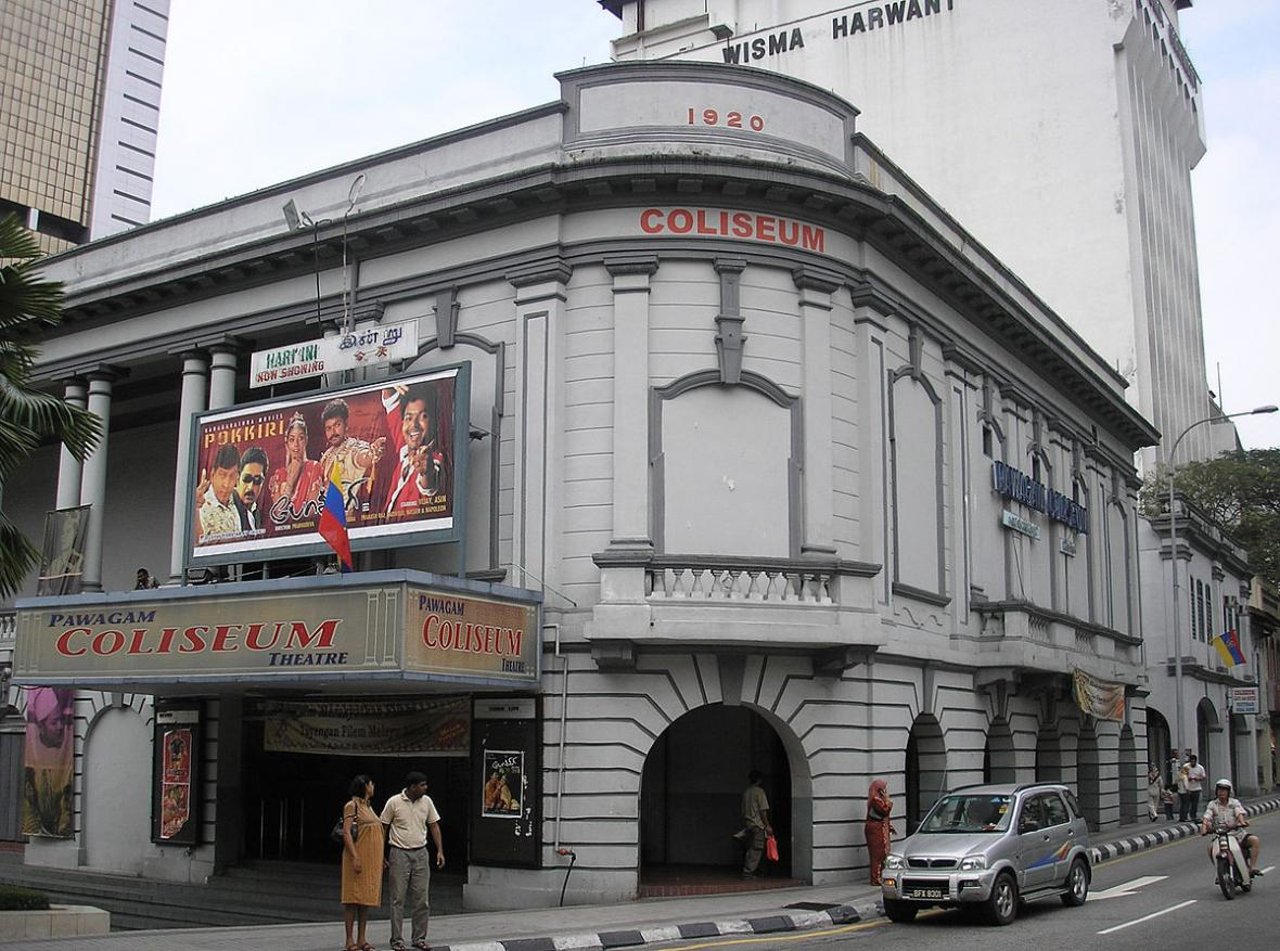 بهترین سینماهای کوالالامپور