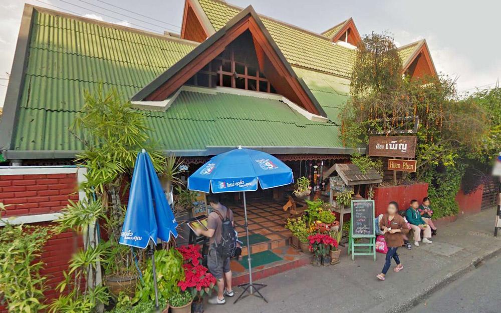 بهترین رستوران های چیانگ مای
