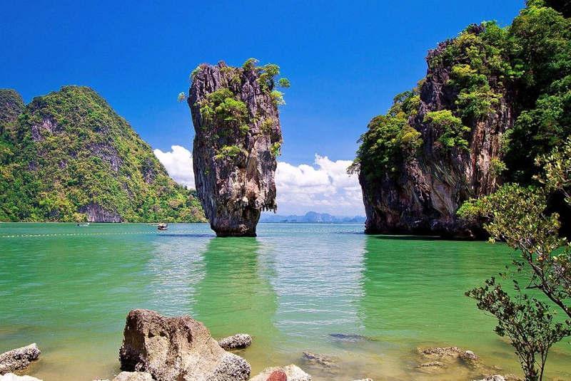 معرفی بهترین جزایر تایلند