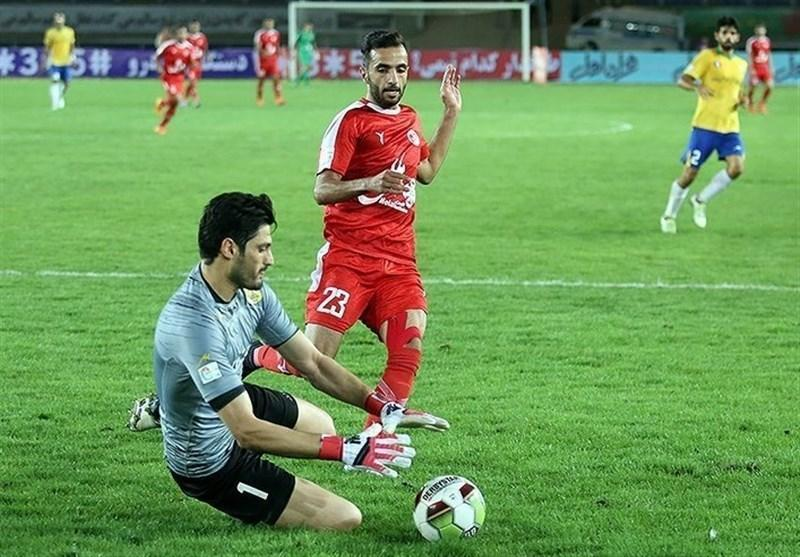 شهاب گردان: می توانستیم مقابل استقلال دفاعی کار کنیم اما فوتبال بازی کردیم