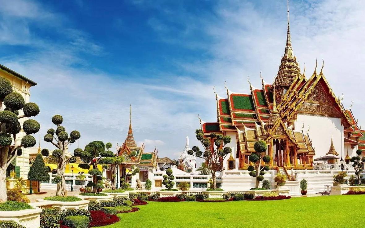 جاذبه های تاریخی تایلند