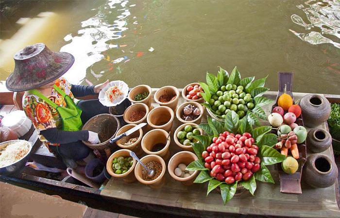 بهترین جاذبه های بانکوک
