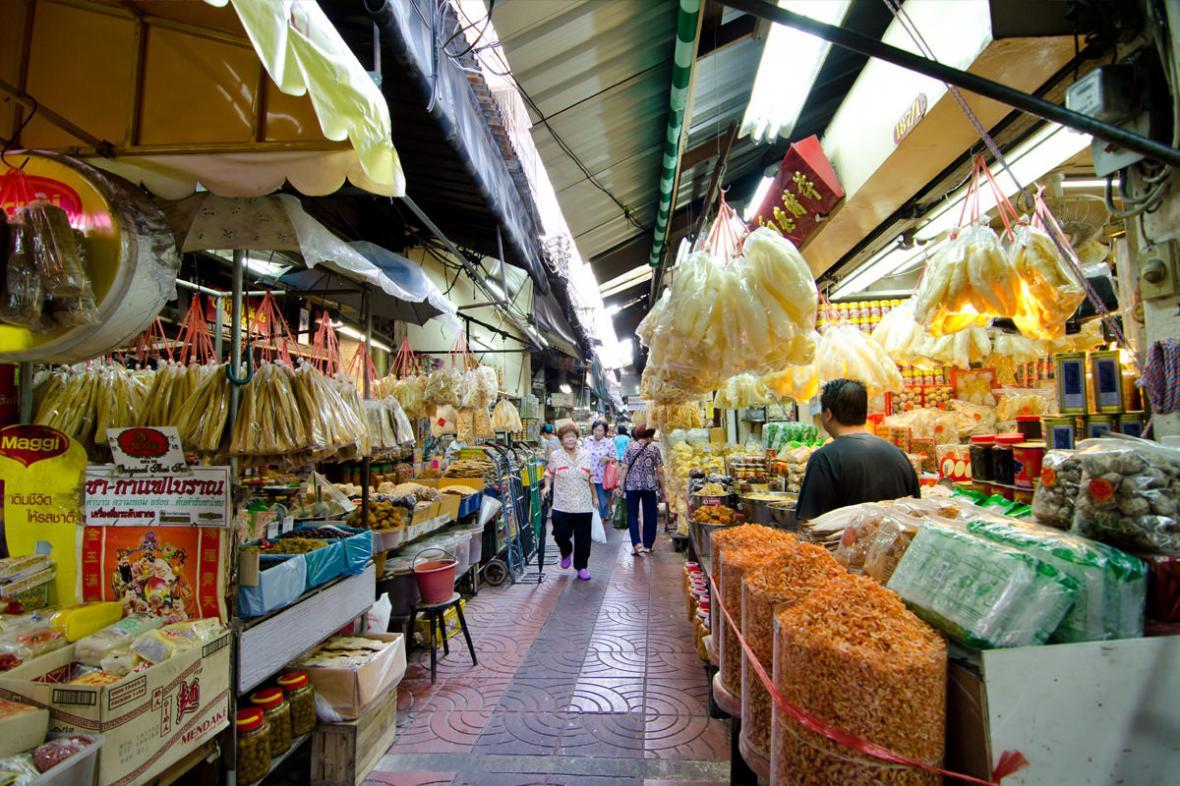 ماجراجویی در بانکوک