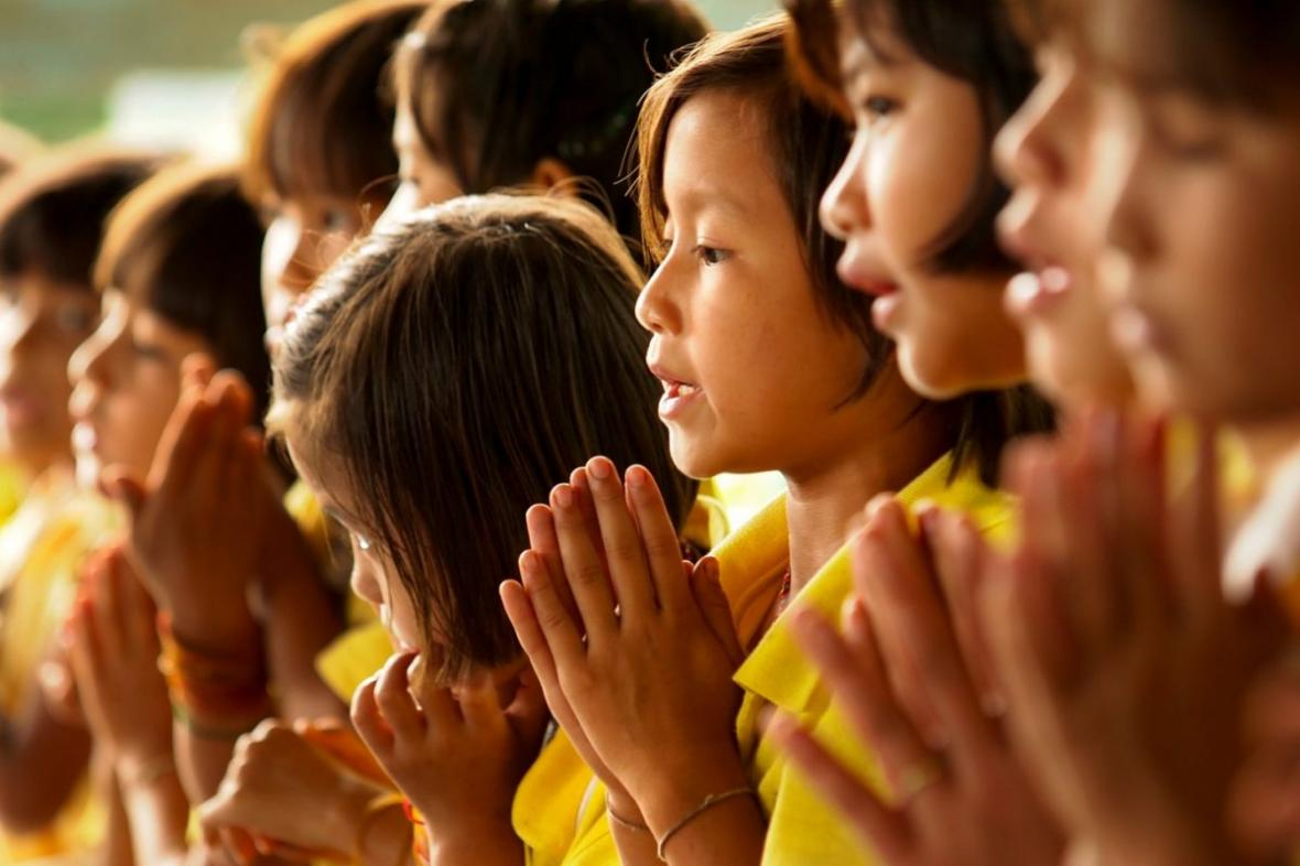 فرهنگ و آداب و رسوم تایلند