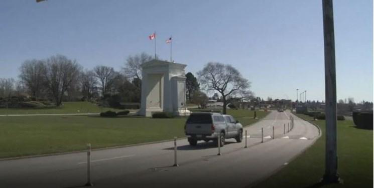 گلوبال نیوز: مرز کانادا-آمریکا به دلیل شیوع کرونا مسدود می گردد