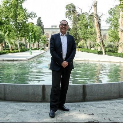 کاخ گلستان تهران میزبان رییس موزه لوور پاریس