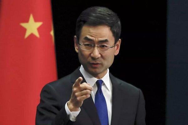 چین: آمریکا در کوشش برای تخریب وجهه چین در مبارزه علیه کرونا است