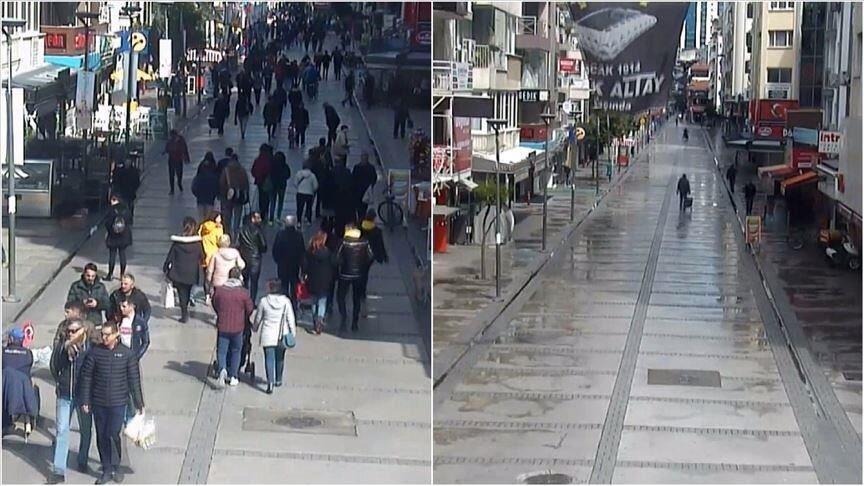 ازمیر ترکیه؛ پیش و پس از کرونا