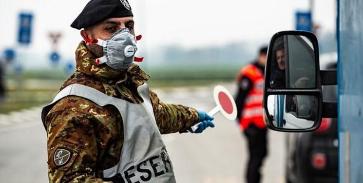 ایتالیا از ثبت بیش از 3 هزار مورد ابتلا به کرونا اطلاع داد