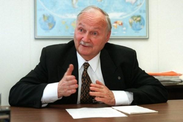 بنیانگذار برنامه محیط زیست سازمان ملل درگذشت