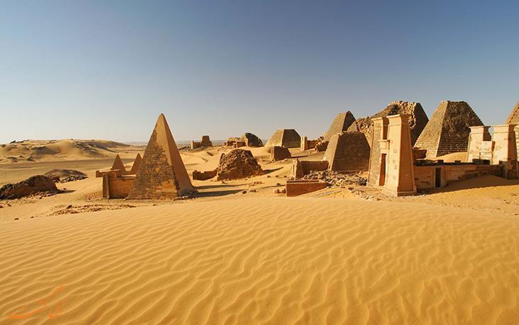 شهر باستانی مرویی، سلسله ای پر از رازهای پنهان