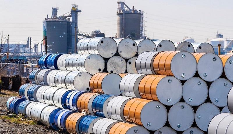 قیمت نفت از زیر صفر درآمد