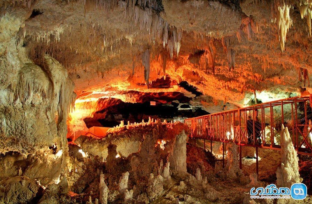 آشنایی با تعدادی از دیدنی ترین غارهای ایران