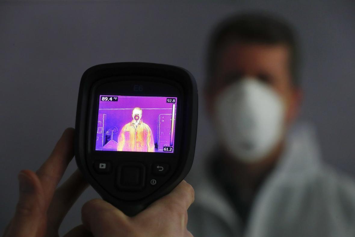 دوربین حرارتی و بازگشایی مشاغل؛ ابزاری که حریم شخصی را زیر سوال می برد